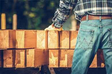 Les kot gradben material